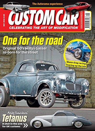 Magazines : Custom Car