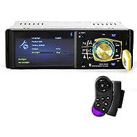 Sannysis Bluetooth auto adio, Manos libres Radio FM