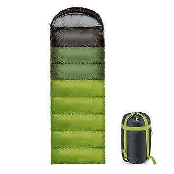suche nach neuestem offiziell großer Rabatt ieGeek Schlafsack 220x75cm, 4 Jahreszeiten Deckenschlafsack ...
