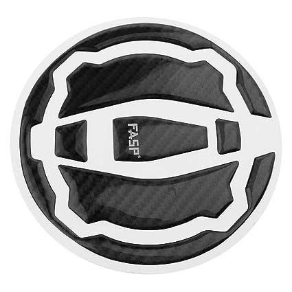 1 unidad Tapa de Tanque Gasolina compatible con Z650 Z900 Versys X300 Ninja650
