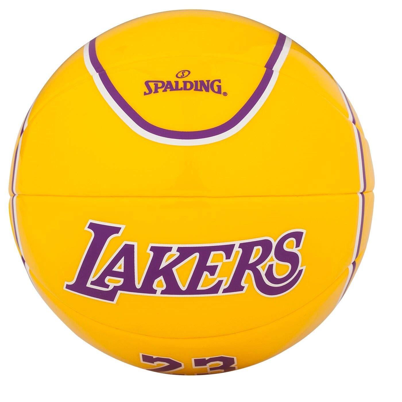 Spalding NBA Ball Lebron James (1,5): Amazon.es: Deportes y aire libre
