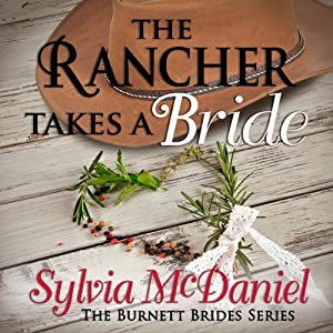 The Rancher Takes a Bride Audiobook
