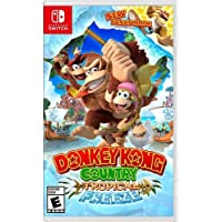 Donkey Kong Country: Tropical Freeze for Nintendo Switch Deals