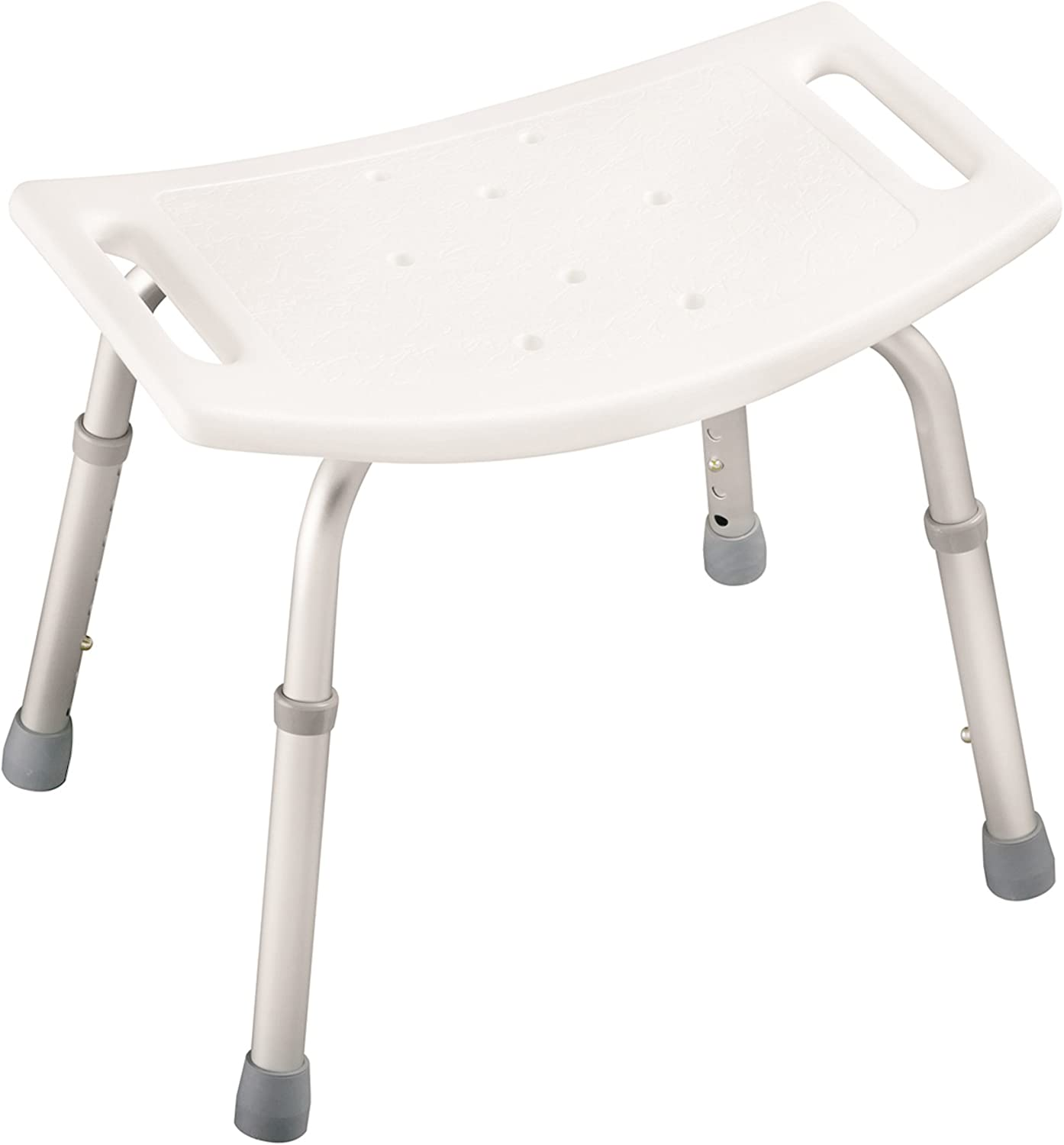 Delta DF596 Bath Safety Adjustable Tub and Shower Seat, White