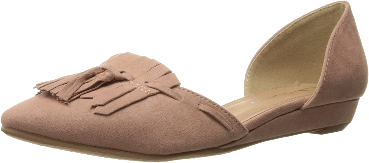 CL by Chinese Laundry Women's Seline Pointed Toe D'orsay Flat
