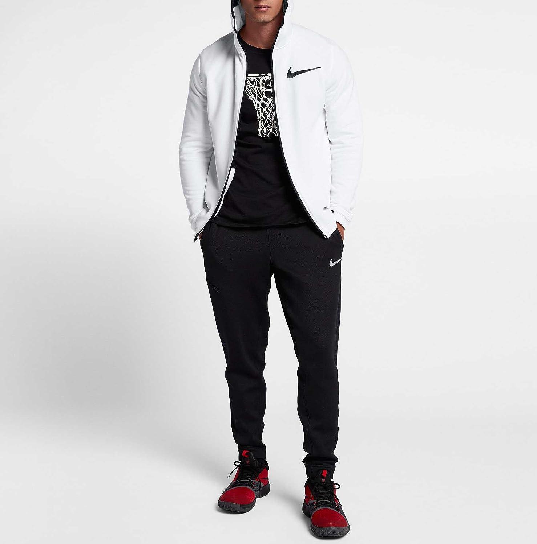 Nike Mens Dry Showtime Full Zip Basketball Hoodie