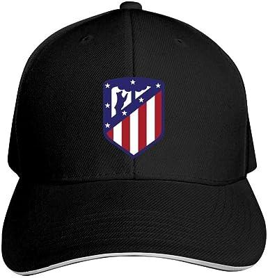 TOOD - Gorra de béisbol para Hombre y Mujer, diseño del Atlético ...