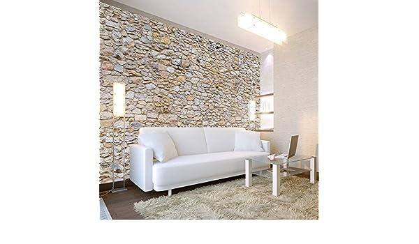 murando - Fotomurales 350x256 cm XXL Papel pintado tejido no tejido Decoración de Pared decorativos Murales moderna de Diseno Fotográfico Piedras pared ...