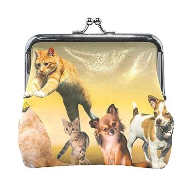 Amazon.com: MALPLENA Animal Familia Gato Perro Mariposa ...