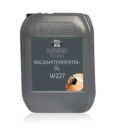 Bote de aguarrás naturterpentinöl tipo: Donde de WE w227 | verdünner Natural para pintura al