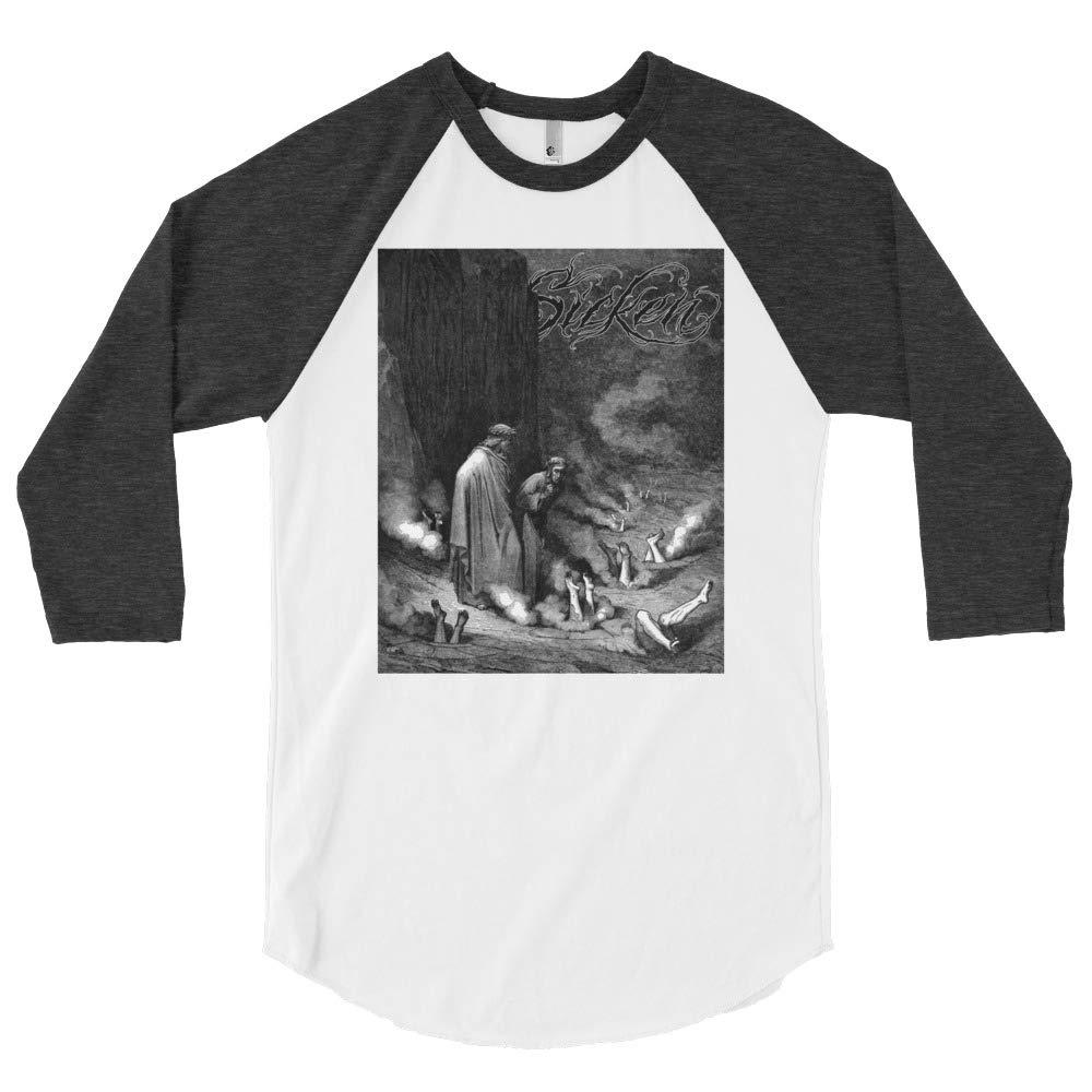 Unfortunate 3//4 Sleeve Raglan Shirt