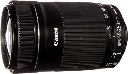 Canon Ef S 55 250mm F4 5 6 Is Stm Objektiv Für Canon Kamera