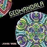 GeoMandala: The Coloring Book of Geometric Mandala Designs (Volume 1)