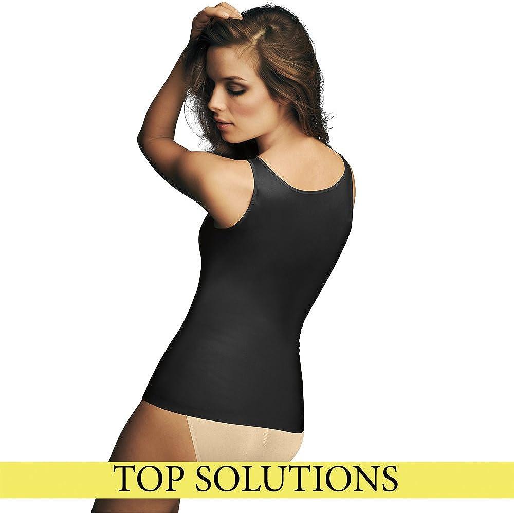 Maidenform Flexees Women's Shapewear Comfort Devotion Cami at  Women's Clothing store: Shapewear Tops