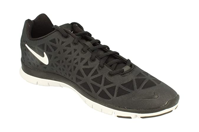 size 40 3737e c3f39 Amazon.com   Nike Womens Free TR Fit 3 Running Trainers 555158 Sneakers  Shoes (UK 9.5 US 12 EU 44.5, Black White Anthracite 006)   Road Running