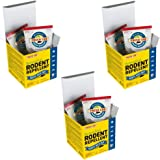 Earth Kind Fresh Cab Natural Botanical Rodent Repellant, Mouse Pouch - 4 ct box - Pack of 3