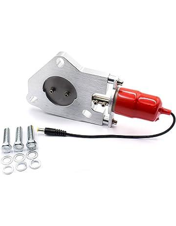 """cnspeed 2,25 """"eléctrico válvula de control de escape Silenciador"""