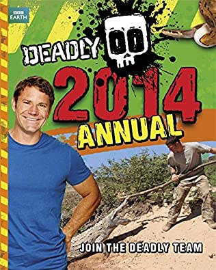 book cover of Deadly Annual 2014