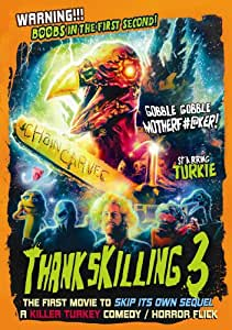 Thankskilling 3 [Import]