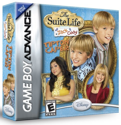 The Suite Life of Zack & Cody: Tipton Caper - Game Boy Advance