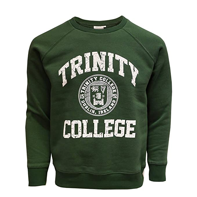 Amazon.com: Sudadera con sello de la Trinity College Dublín ...