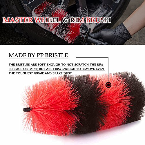 Review TAKAVU Wheel Brush Big