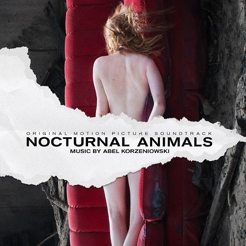 NOCTURNAL ANIMALS (180G/RED VINYL) / O.S.T. - Nocturnal Animals