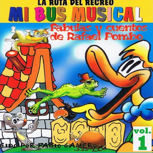 Amazon.com: Cutufato Y Su Gato: Mi Bus Musical: MP3 Downloads