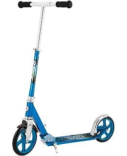 Amazon.com: Razor 13013713 A6 Scooter, Silver: Sports & Outdoors