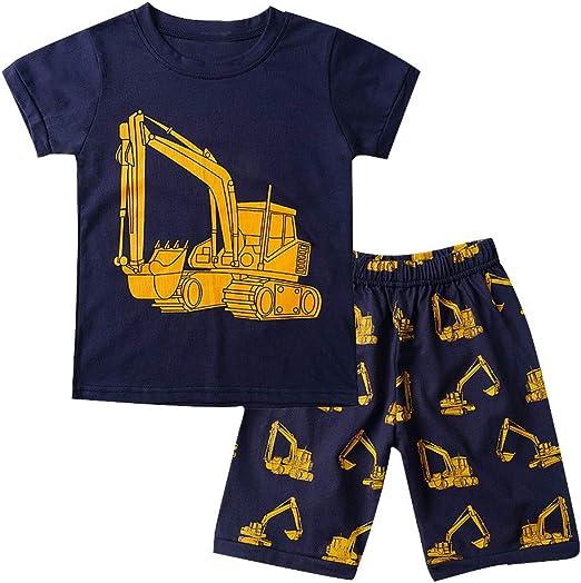 Boys Pyjamas 2 Piece T Shirt Trouser Pokemon Pikachu Size 3 4 5 6 7 8 9 10 Warm
