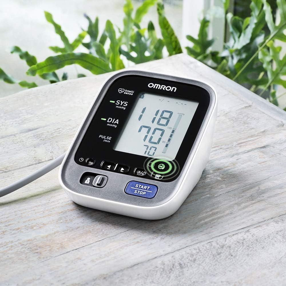 135 sobre 94 monitor de presión arterial