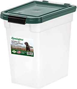 Iris Food Storage Container for Dogs, 10 lbs., Small