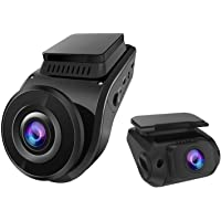 Vantrue S1 4K Dash Cam, Dual 1080P Front and Rear Dash Camera with Bulit in GPS, Single Front 2160P, Capacitor, Sony…
