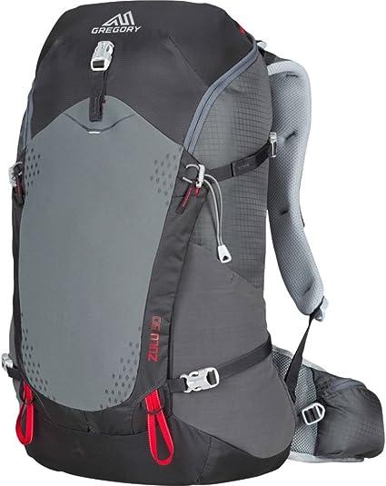 Amazon Com Gregory Mountain Products Zulu 30 Liter Men S Backpack Feldspar Grey Medium Sports Outdoors
