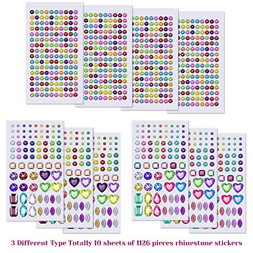 Buy crystal stickers rhinestone