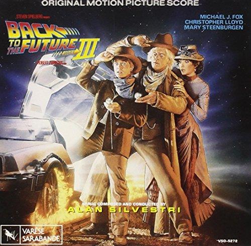 CD : Soundtrack - Back to Future 3