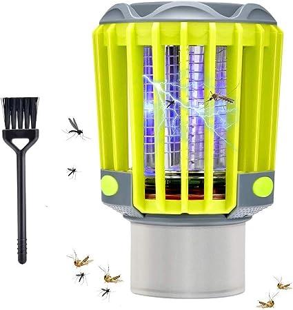 BASEIN UV Insektenvernichter 3 in 1 IP67 USB elektrisch Mückenfalle