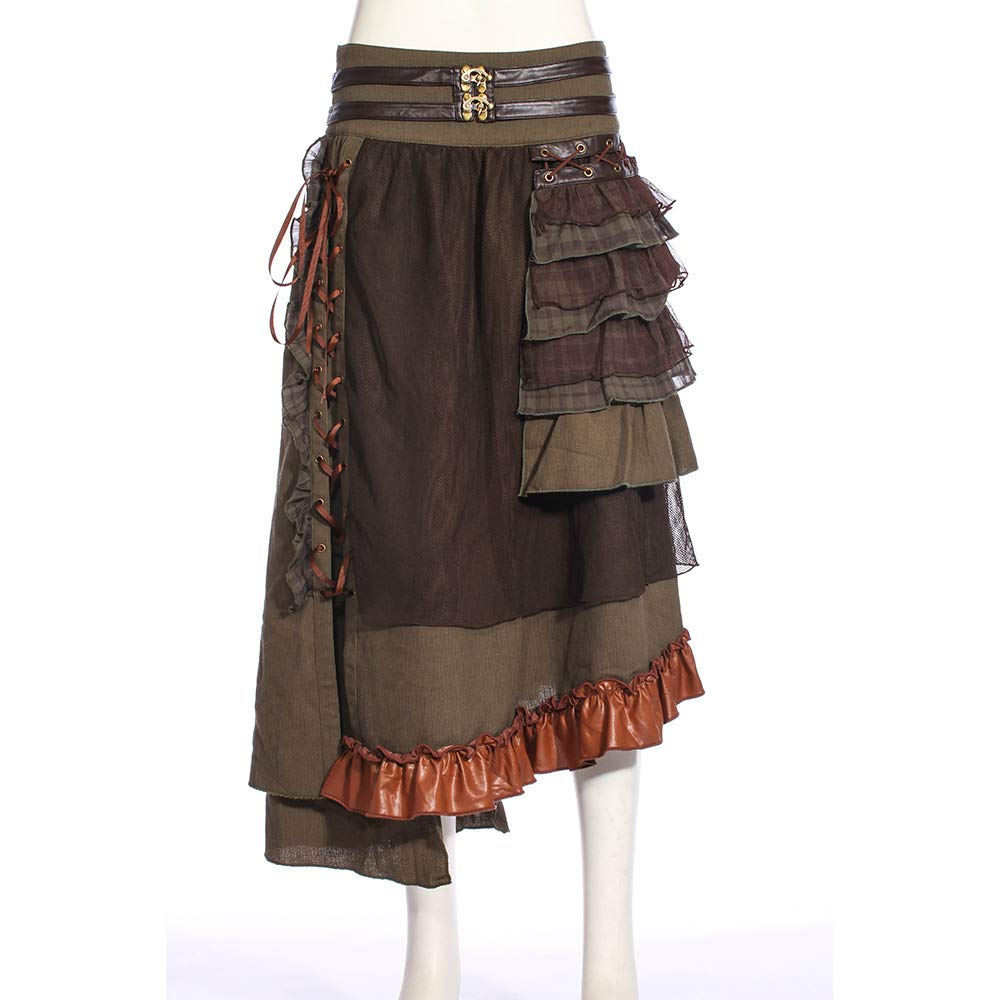ropa mujer steampunk online