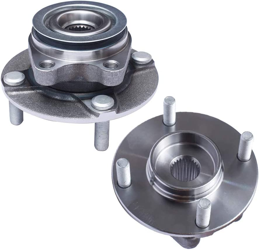 Rear WWheel Bearing and Hub Assembly For 2012-2019 NISSAN VERSA PAIR SHIPPING