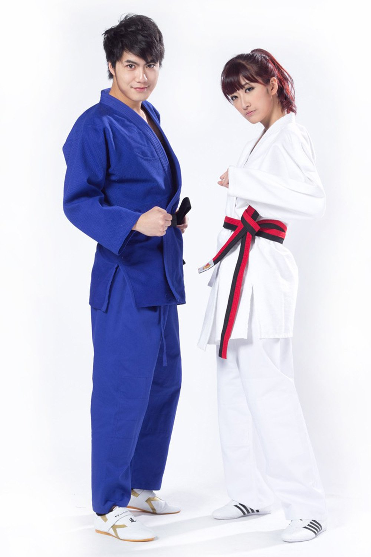 zooboo judo uniform gi suit judogi jiu jitsu martial arts kung fu