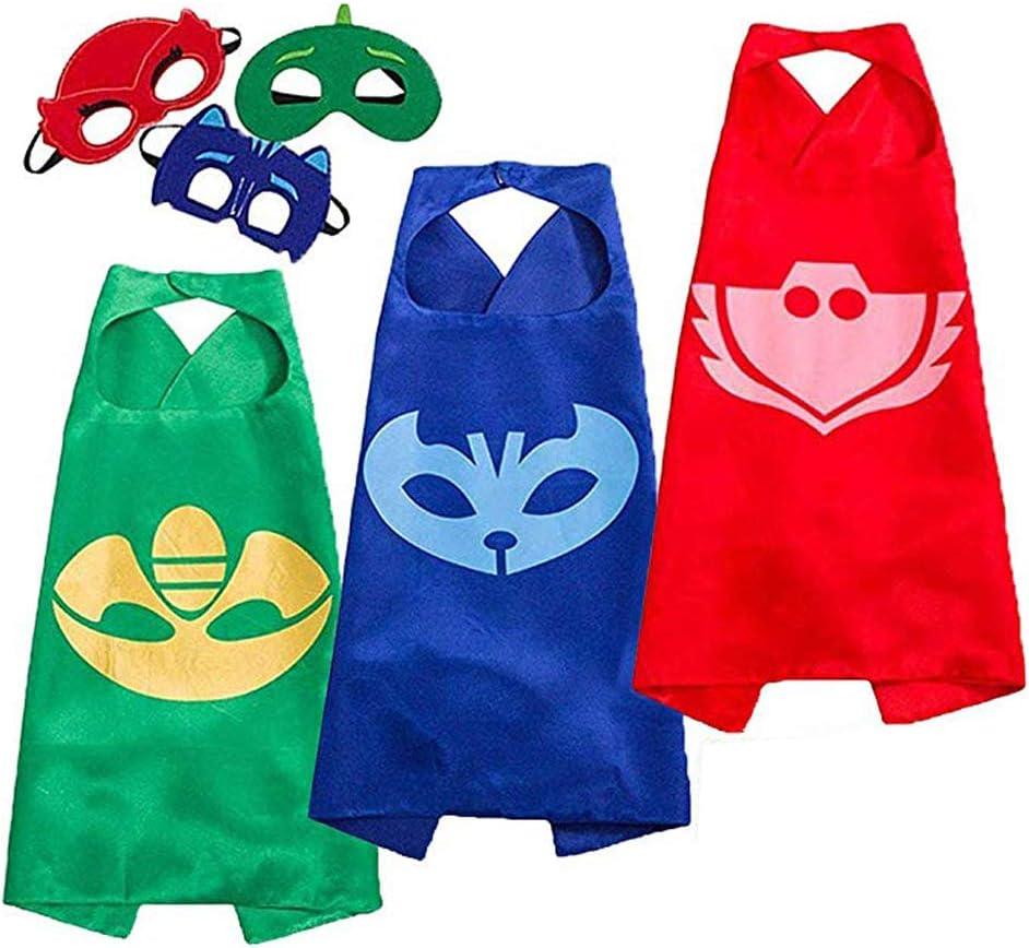 YKIO Juguetes para niños de 6 a 12 años, Disfraces de máscaras ...