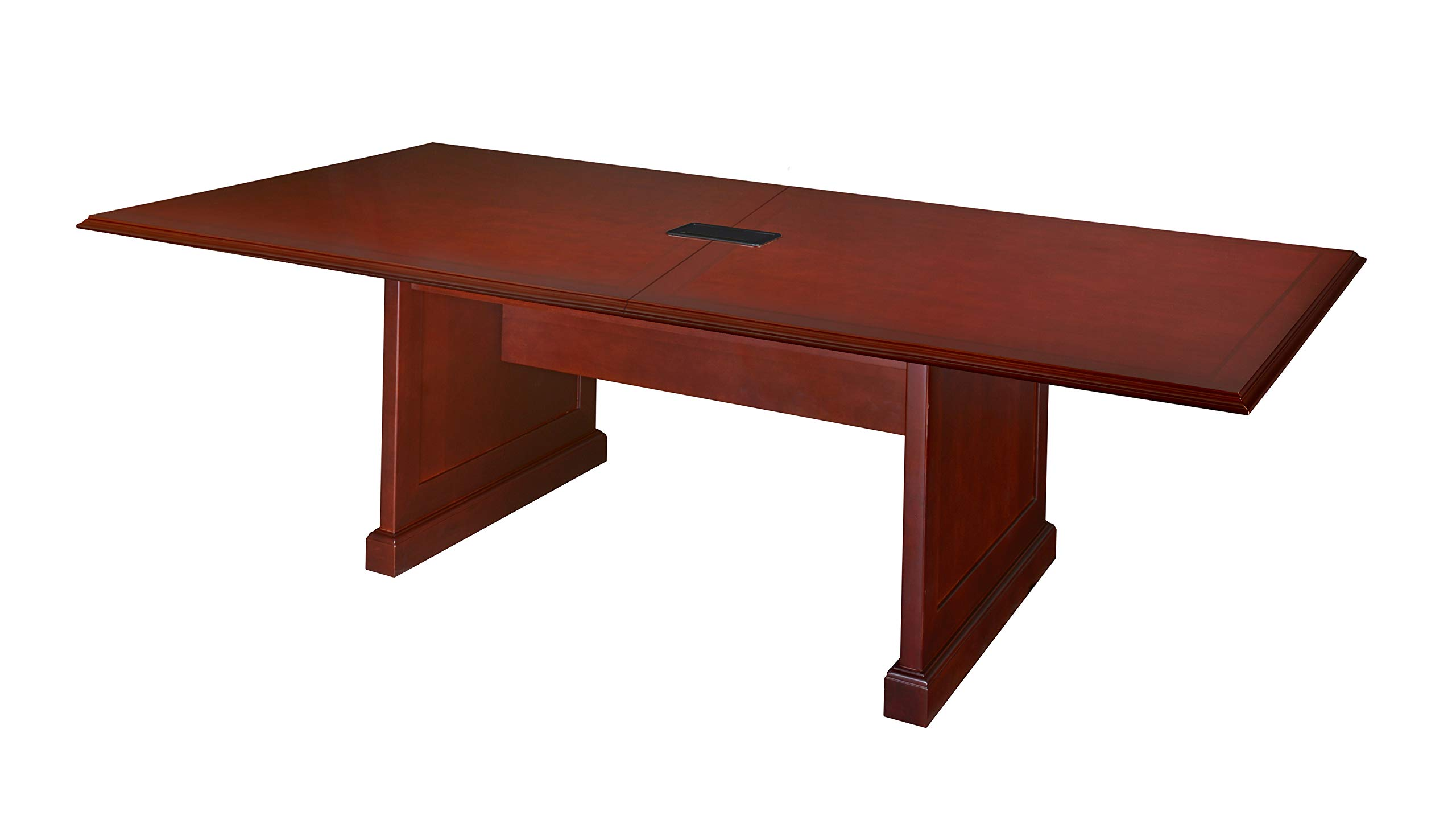 Regency TVCTRC9648RW Prestige Confrence Table 96-inch Redwood