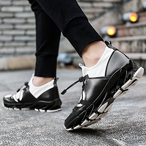 Men's Shoes Feifei Spring and Autumn Leisure Damping Running Shoes 3 Colors (Size Multiple Choice) 01 zF0gx