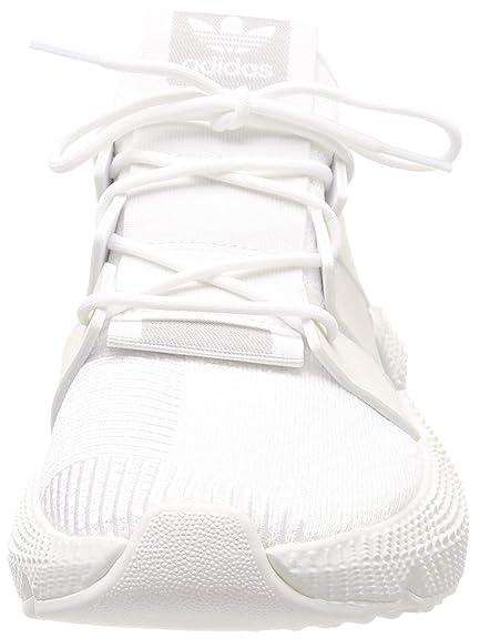 Amazon.com | adidas Originals Prophere Shoes 11.5 B(M) US Women / 10.5 D(M) US Ftwwht/ftwwht/Crywht | Fashion Sneakers