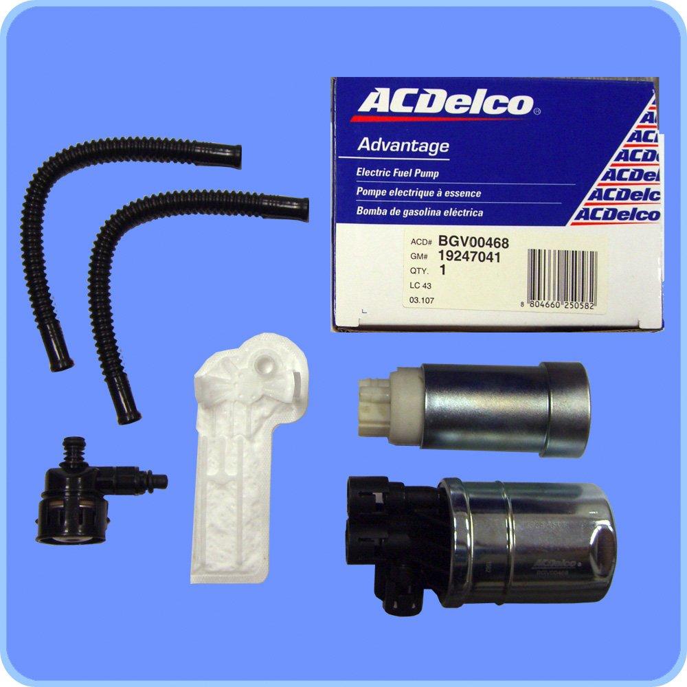 New Oem Fuel Pump Module Repair Kit For Gmc Sierra 1976 Chevy System Chevrolet Silverado 04 07 Automotive