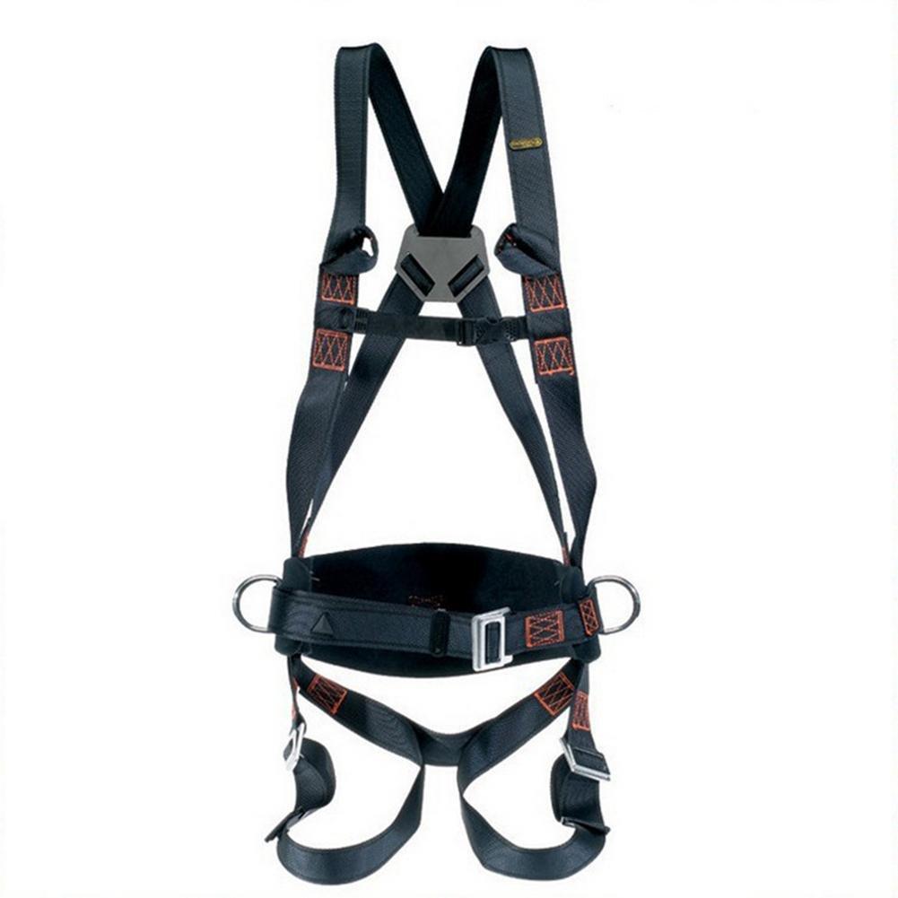 Cuerpo completo arnés cinturón: Amazon.es: Deportes y aire libre