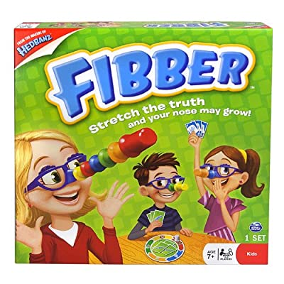 Fibber Board Game from HedBanz