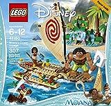 LEGO l Disney Princess Moanas Ocean Voyage 41150 Disney Moana Toy