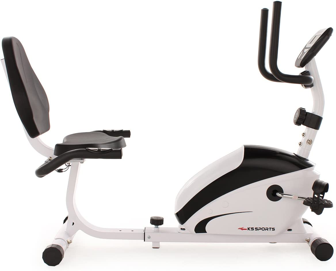 KS Cycling staby yacente Sports Bike Blanco blanco: Amazon.es ...