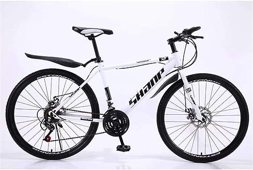 NOVOKART Mountain Bike Unisex, Bicicletas de Montaña 24 26 ...